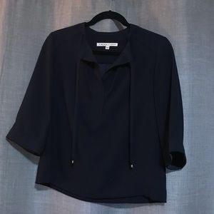 ✨Navy blouse